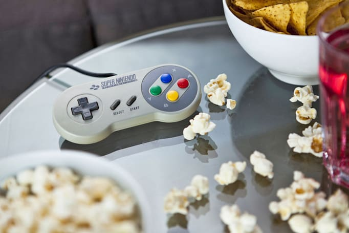 Nintendo's next hit console could be the SNES Mini