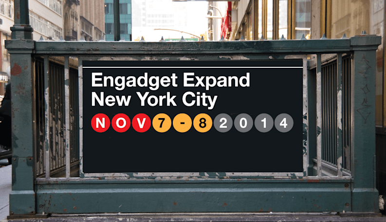Engadget Expand is all about you. And us. But really, you.