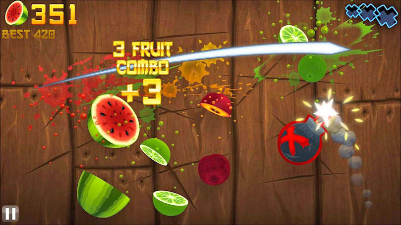 Get the real 'Fruit Ninja' on the VR platform of your choice