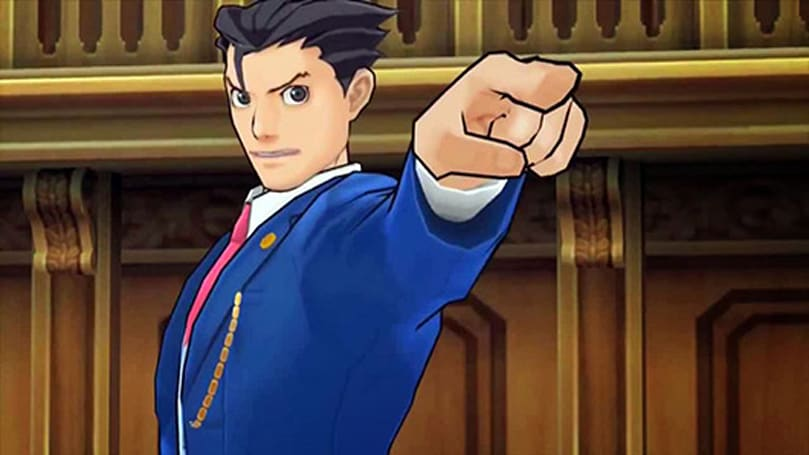 Ace Attorney: Dual Destinies handles its first case on iOS pro bono