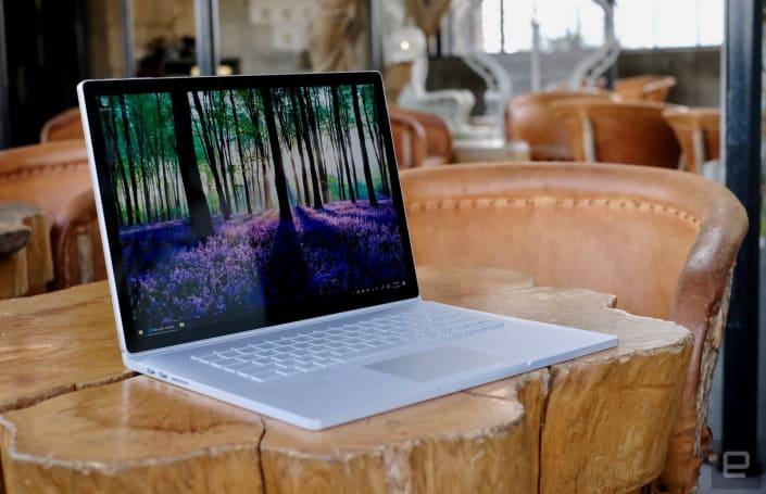 Surface Book 2 原來在遊戲時充不了電!