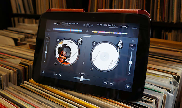 Algoriddim's Djay 2 app heads to Android with Spotify integration