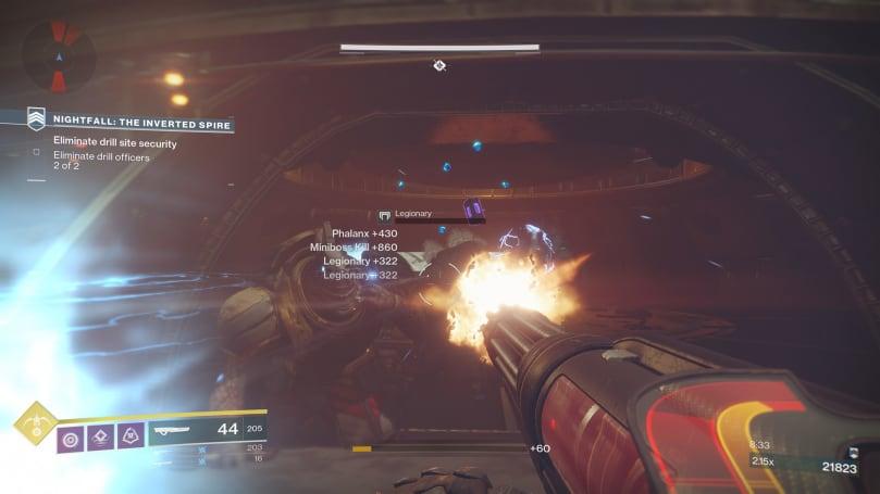 'Destiny 2' Nightfall raids get an improved scoring system