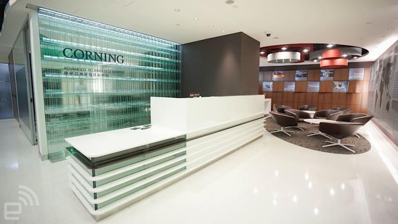 直擊台灣康寧亞洲玻璃技術中心(裡面真的沒養大猩猩啦!)
