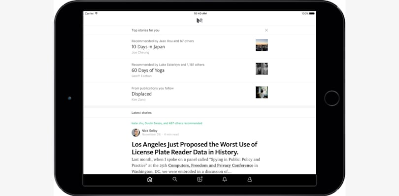 Medium is working on paying its contributors