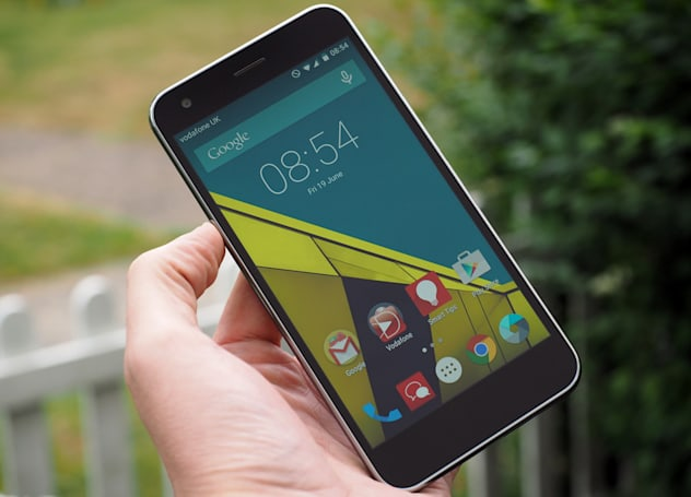 Vodafone's Smart Ultra 6 is great value at £125