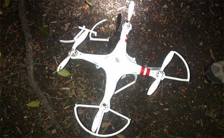 DJI no longer lets you fly its drones in Washington, DC