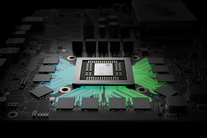 We're live from Microsoft's E3 2017 Xbox One X event!
