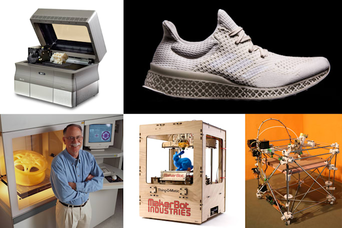 The humble beginnings and ambitious future of 3D printing