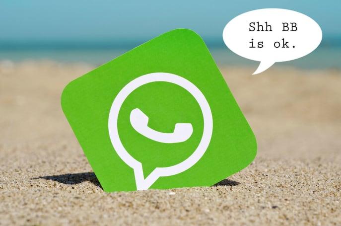 WhatsApp 年末正式終止支援 BlackBerry OS 和 Windows Phone