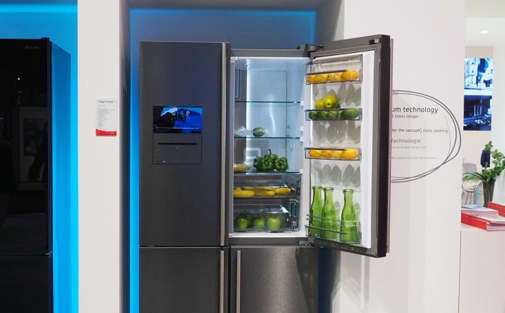 Get a fridge that helps you sous vide