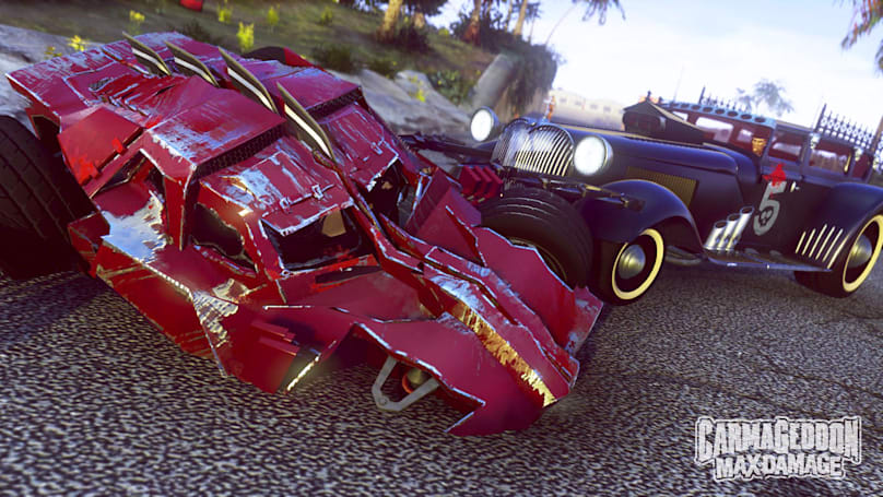 'Carmageddon' comes to PS4 and Xbox One this year