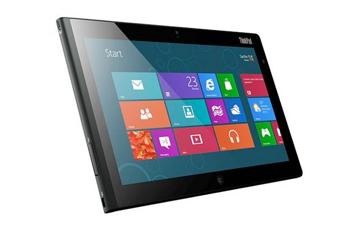 How would you change Lenovo's ThinkPad Tablet 2?