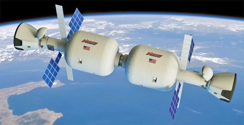 Bigelow Aerospace plans an inflatable habitat for lunar orbit