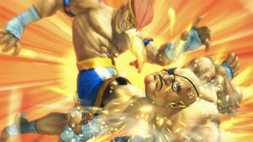 'Street Fighter' pros hardly even look at their character