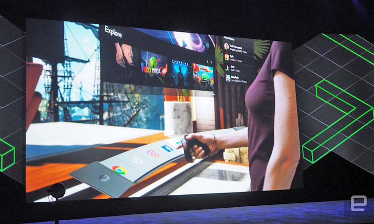Oculus Rift Core 2.0 更新已开放 beta 测试