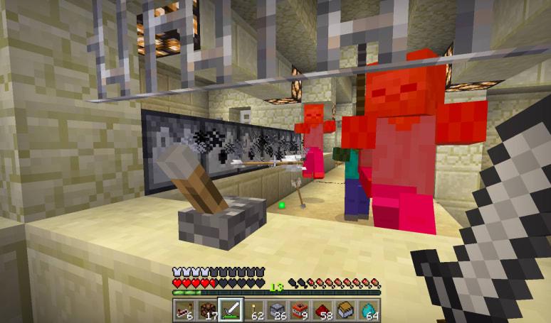 Make massive mechanizations with Minecraft's Overworld update