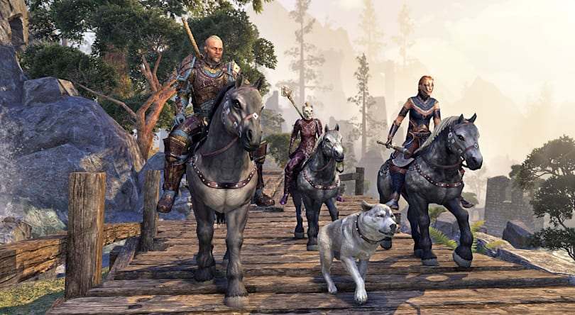 Play 'The Elder Scrolls Online' for free this week