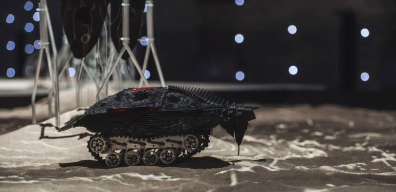 'Robotic Habitats' imagines a self-sustaining AI ecosystem