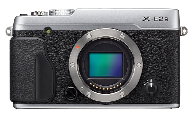 Fujifilm's mid-tier camera line grows with its X-E2S and X70