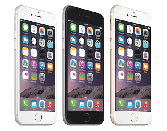 Apple cleverly advertises actual iPhone 6 and 6 Plus sizes in Rolling Stone Magazine