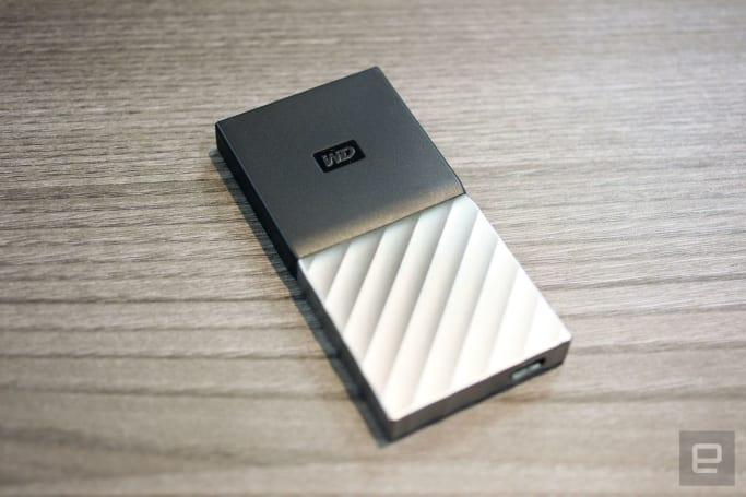 WD 在台推出「My Passport SSD」高速大容量隨身硬碟
