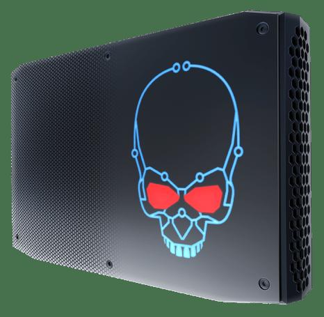 Intel NUC 是首批采用 AMD Vega M GPU 的产品