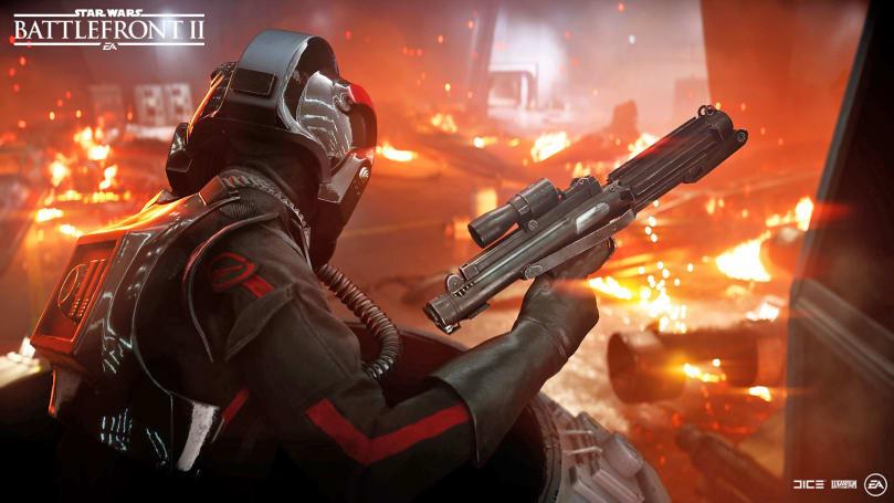 'Battlefront II' under investigation in Belgium over loot crates