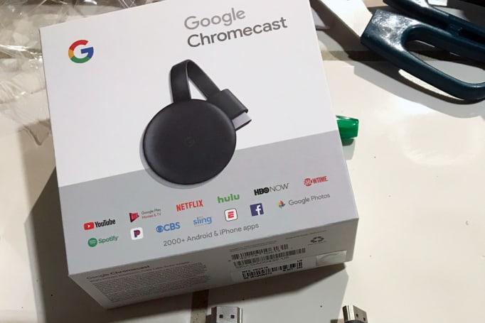 一位消費者默默地在 Best Buy 買到了尚未推出的新一代 Chromecast