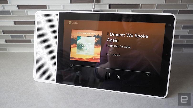 Google-powered smart displays will support multi-room audio