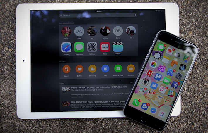 iOS 9's space-saving 'app slicing' feature gets delayed