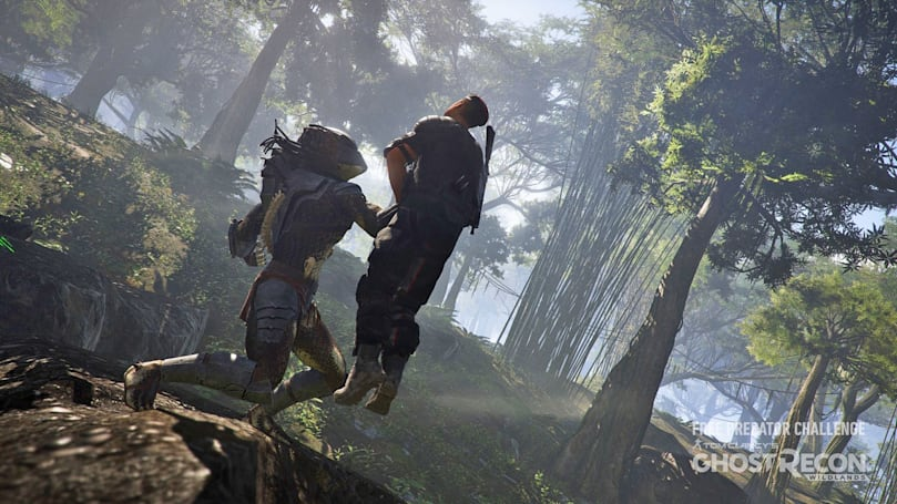 The Predator is coming to Ubisoft's 'Ghost Recon Wildlands'