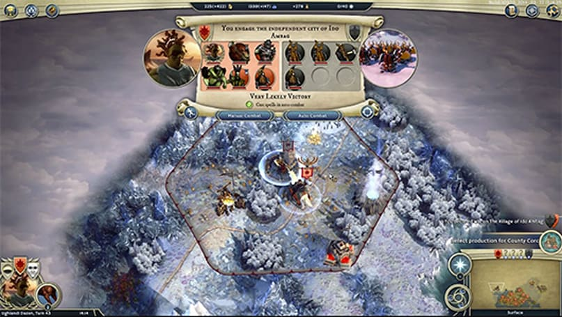 Roll your own adventure with the free Age of Wonders 3 level editor