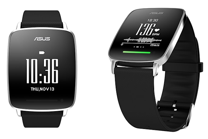 ASUS' fitness-centric VivoWatch has a 10-day battery