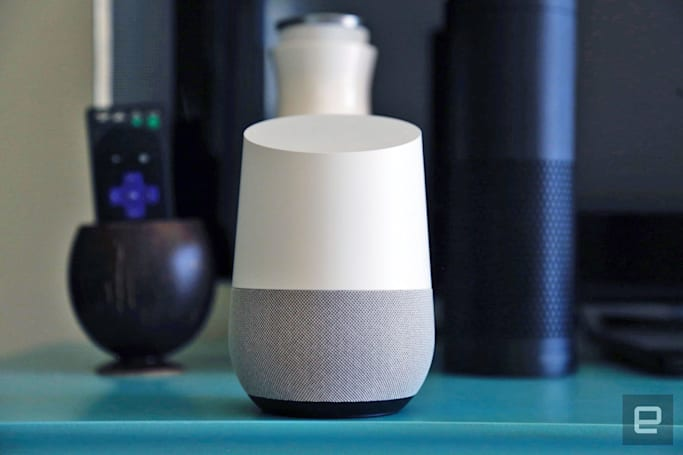 Google brings voice calling to Home speakers in the UK