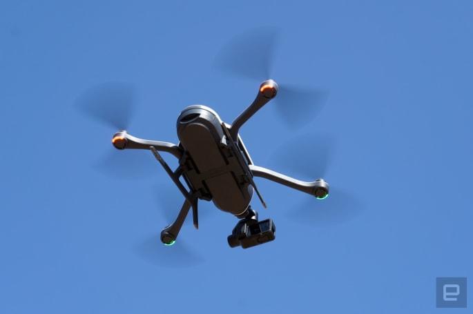 GoPro 的 Karma 航拍机终于重新上架了