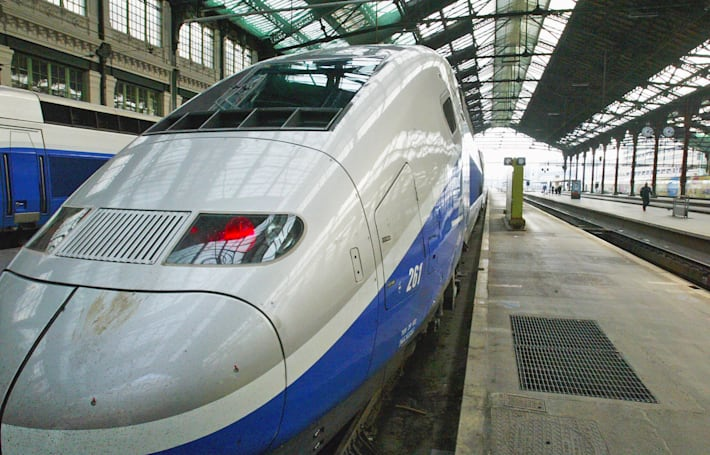 France wants autonomous high-speed trains by 2023