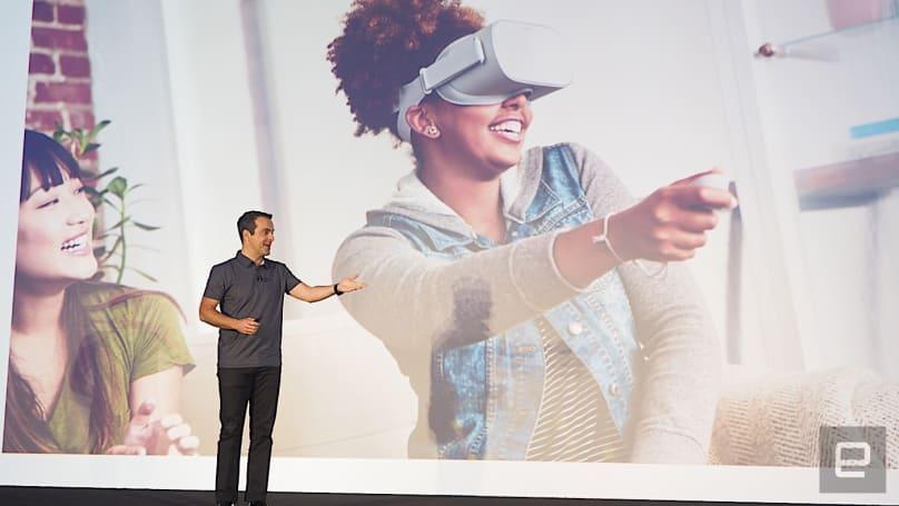 Hugo Barra:獨立裝置是社交 VR 的關鍵