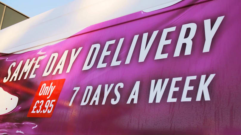 Argos takes on Amazon with UK-wide same-day deliveries