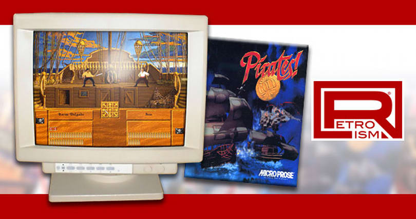 Classic PC games Colonization, Pirates! Gold hit Steam