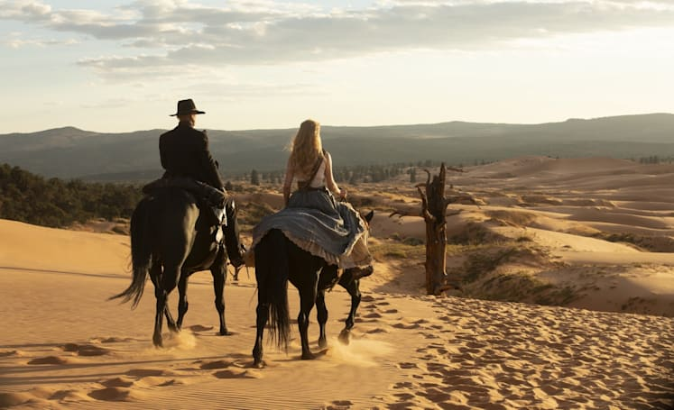 'Westworld' turns TV viewing into a game, but that's not enough