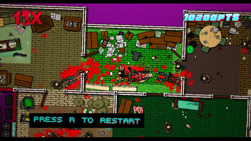 'Hotline Miami 2' is ready for your user-built sequels