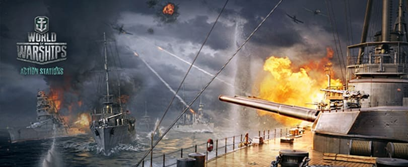 World of Warships testing event this weekend