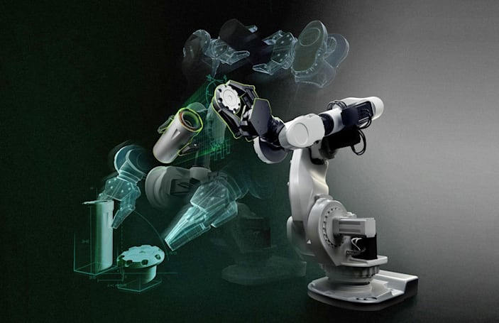 NVIDIA focuses on AI in the internet and for industries