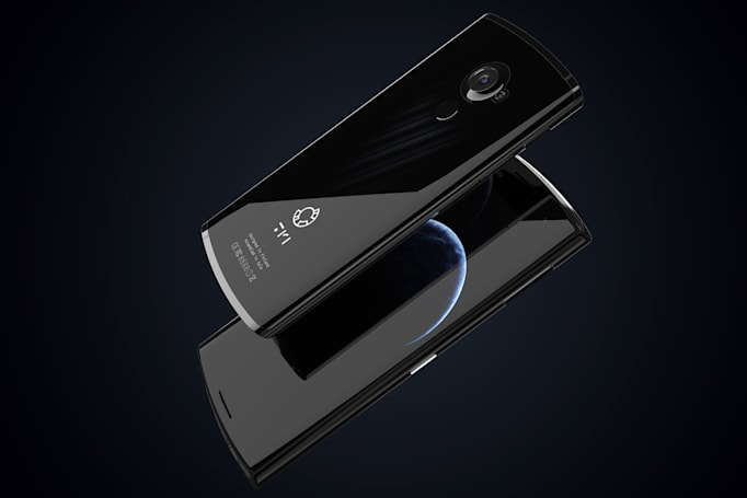 Turing's new phone boasts human and digital assistants