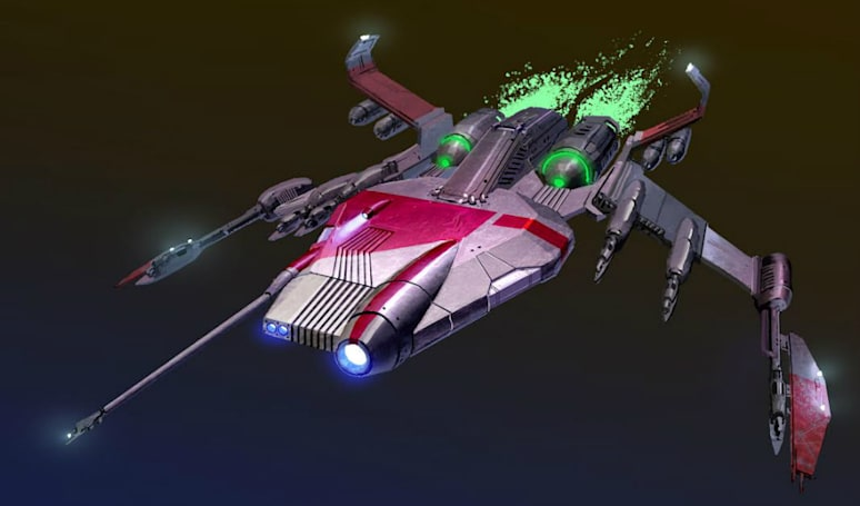 The man who left behind $78 million to revamp a classic space shooter