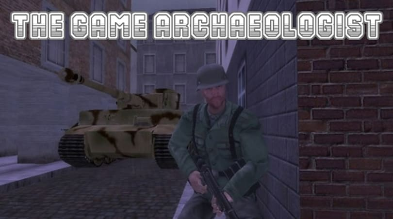 The Game Archaeologist: World War II Online