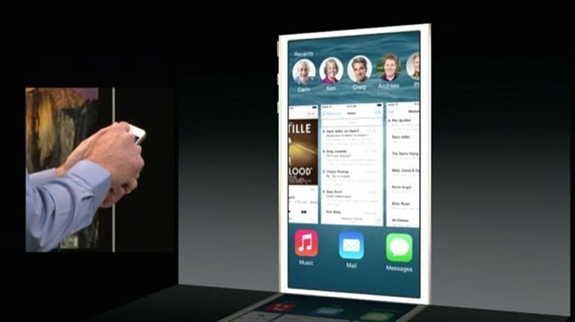 WWDC 2014: Apple announces iOS 8