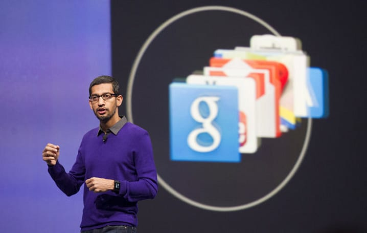 Sundar Pichai takes control of Google's crucial products