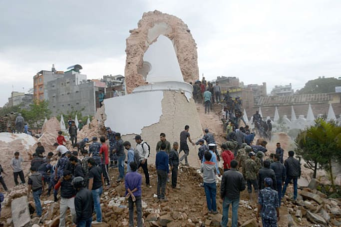 Facebook and Google help find Nepal earthquake survivors
